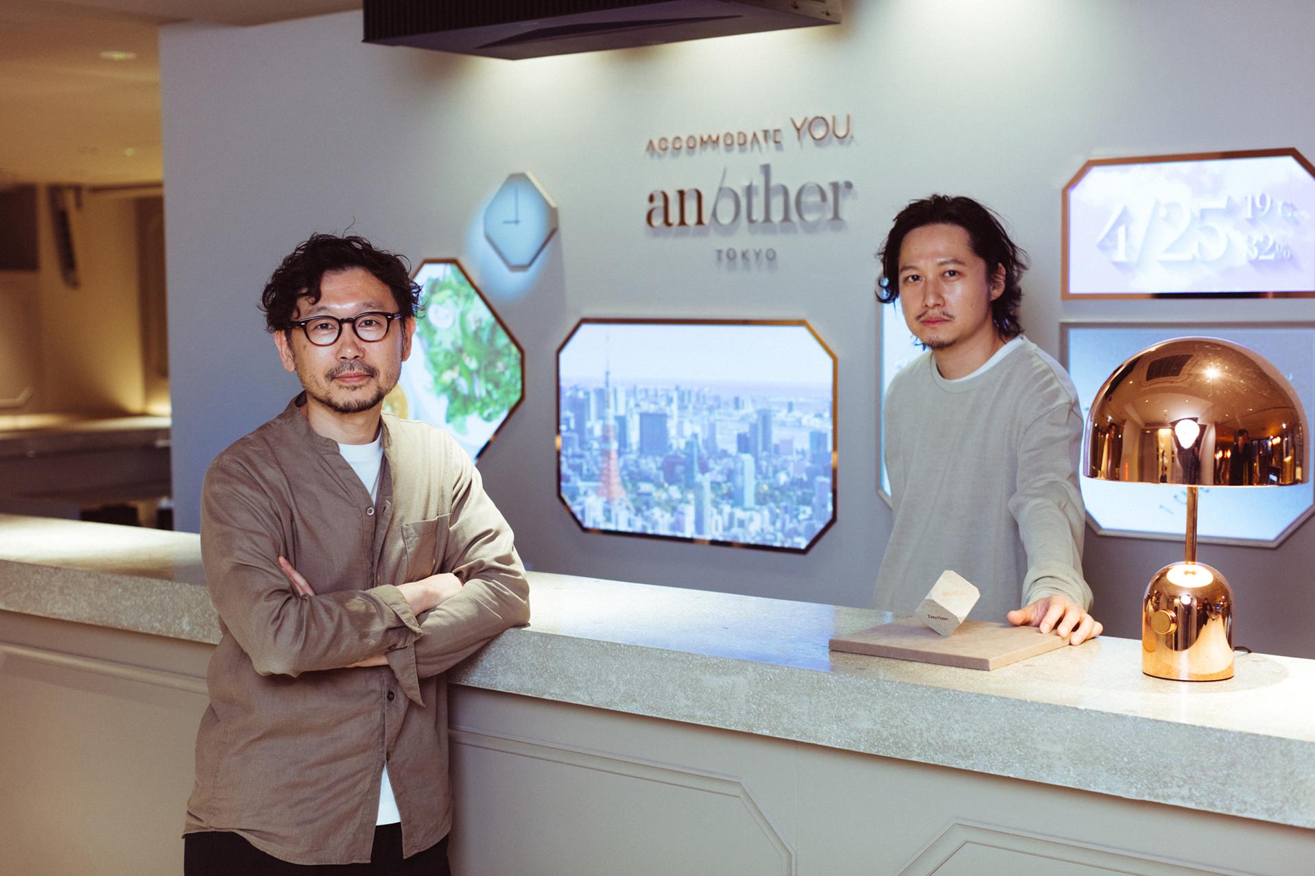 INTERVIEW an/other TOKYO Night talk