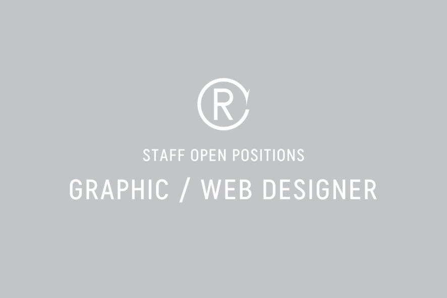 GRAPHIC / WEB DESIGNER