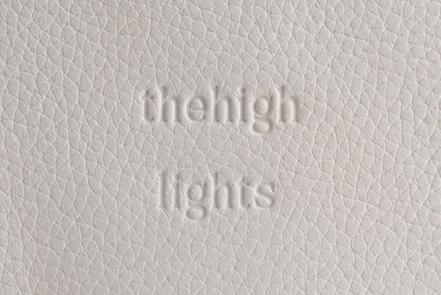 SUSTAINABLE BRAND thehighlights